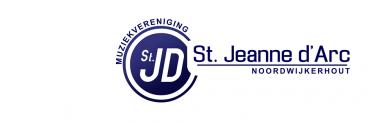 Logo Muziekvereniging St. Jeanne d'Arc