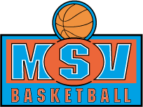Logo M.S.V. Basketbal