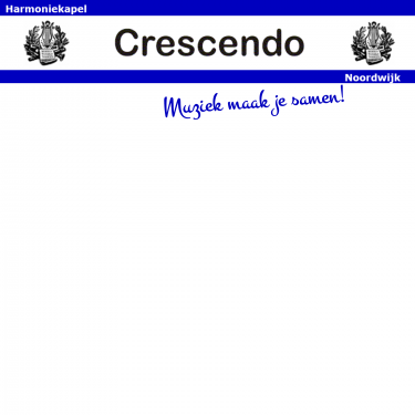 Harmoniekapel Crescendo Noordwijk